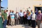 غزة: افتتاح حديقة  وملعب تضامن في بلدة خزاعة بخانيونس