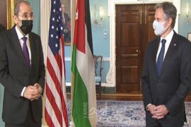 الصفدي لنظيره الأمريكي: الأولوية لوقف التصعيد في القدس واحترام القانون