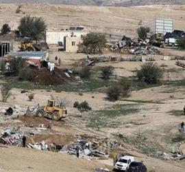 السلطات الإسرائيلية تهدم بلدة العراقيب للمرة 191