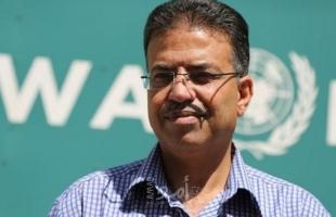 أبو حسنة يوضِّح تفاصيل جديدة حول صرف (40) دولار للاجئين في غزة