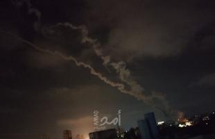 """غزة: الغرفة المشتركة تطلق اسم """"سيف القدس"""" على جولتها ضد العدوان الإسرائيلي"""