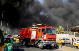هل تقف أيادي سياسية خلف حريق مستشفى الحسين بالعراق؟.. خبير يُجيب - فيديو