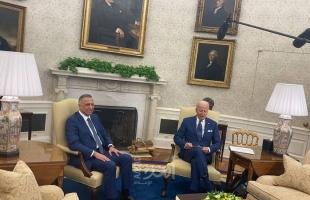 """بايدن والكاظمي يوقعان اتفاق إنهاء """"المهمة القتالية الأمريكية"""" في العراق"""